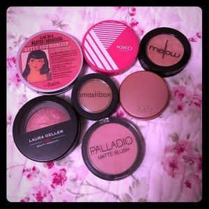 Blush/Bronzer bundle